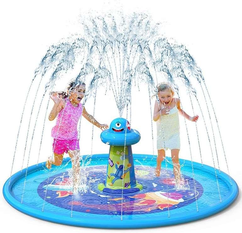 Vatos Wassersprinkler-Matte für 10,49€ inkl. Prime Versand (statt 20€)