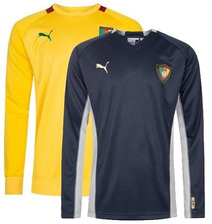 PUMA Kamerun Herren Trainings Sweatshirts je nur 6,66€ zzgl. VSK
