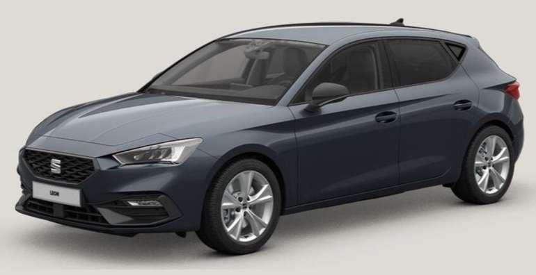 Gewerbe Leasing: Seat Leon FR 1.4 e-Hybrid mit 204 PS und guter Ausstattung für 76€ netto mtl. (LF: 0,23)