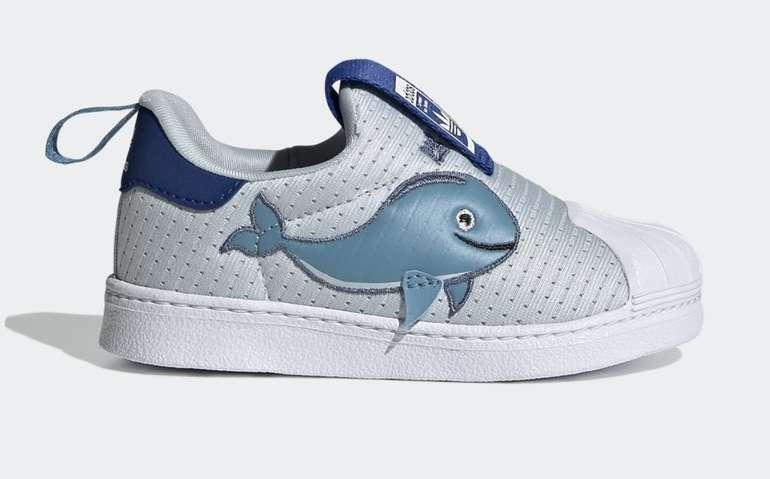 Adidas Superstar 360 Primeblue Kids Unisex Schuh für 29,75€ inkl. Versand (statt 50€)