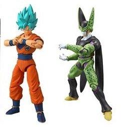 Dragon Ball Figuren - Super-Saiyajin Blue Goku (36780) oder Cell endgültige Form (36185) für 18,74€ inkl. Prime Versand (statt 25€)