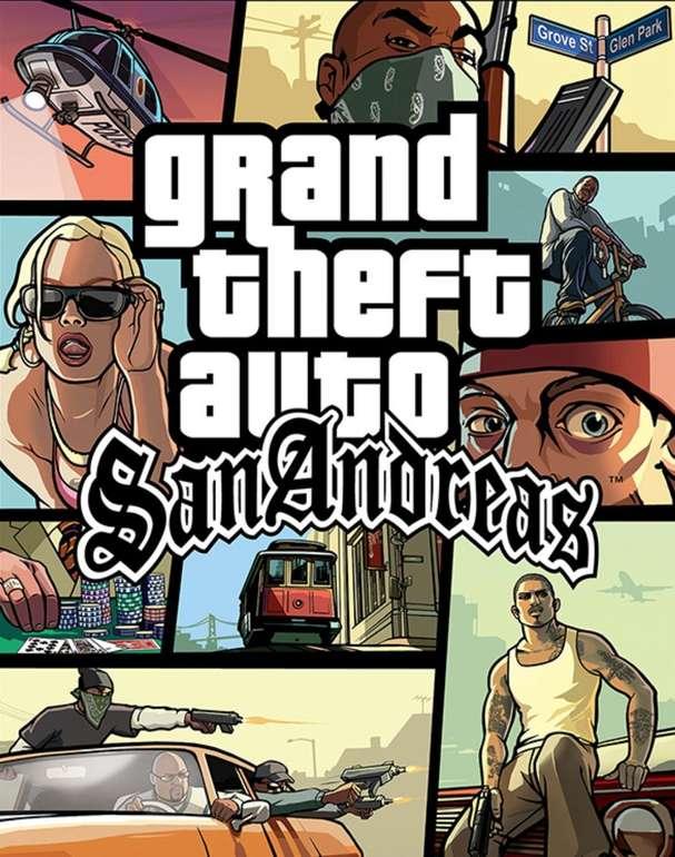 Kostenlos: Rockstar Games GTA San Andreas (PC) gratis downloaden (IMDb 9,4/10)