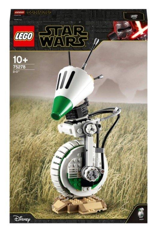 Lego Star Wars D-O (75278) für 44,99€ inkl. Versand (statt 50€)