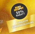 EuroJackpot System-Schein: 1260 Chancen für 9€ (statt 18€) - auch Bestandskunden