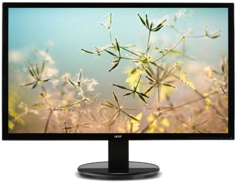 Acer K242HQLBbid – 24 Zoll Full-HD Monitor HDMI für 102€ inkl. Versand