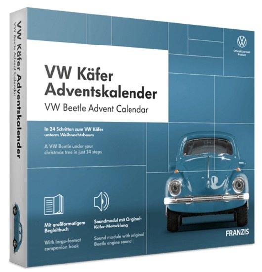 VW Käfer Adventskalender 2020 für 32€ (statt 36€)