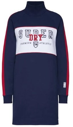 Superdry Sweatkleid in navy für 31,74€ inkl. Versand (statt 45€)