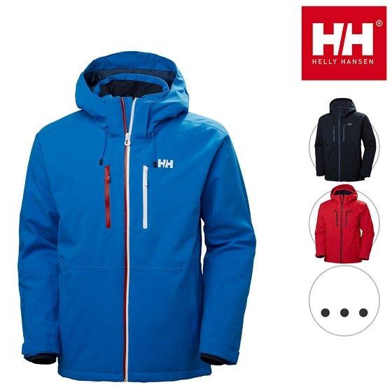 Helly Hansen Juniper 3.0 wasserdichte Ski- und Winter-Herrenjacke für 205,90€ inkl. VSK