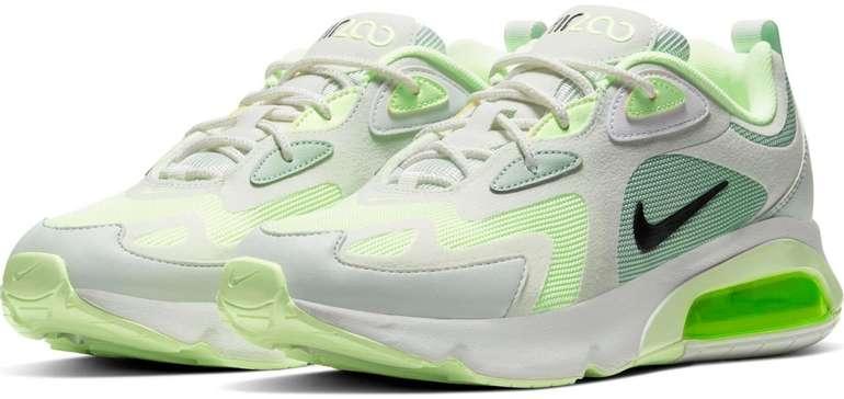 Nike Air Max 200 Damen Sneaker für je 43,97€ inkl. Versand (statt 68€)