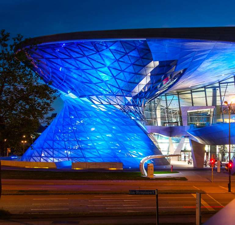 BMW Museum München - kostenloser Eintritt zur Wiedereröffnung am 25.05. (statt 10€)