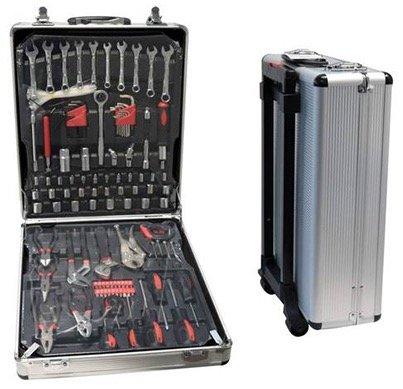 Hoffmanns Aluminium Werkzeugkoffer mit 289 Teilen nur 74,95€ inkl. Versand