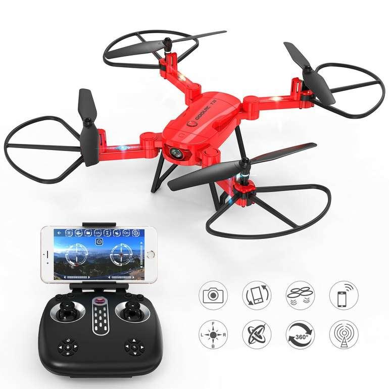GoolRC T32 Wifi FPV 6-Achsen RC Drohne mit 720P Kamera für 26,99€ inkl. Versand (statt 30€)