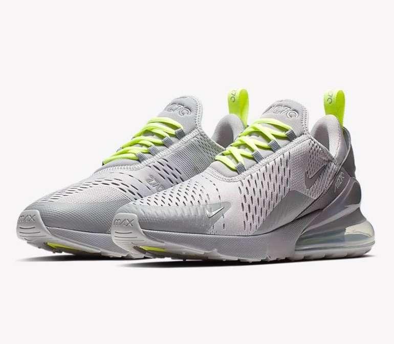 Nike Air Max 270 Herren Sneaker in 2 Colourways für je 83,98€ (statt 150€)