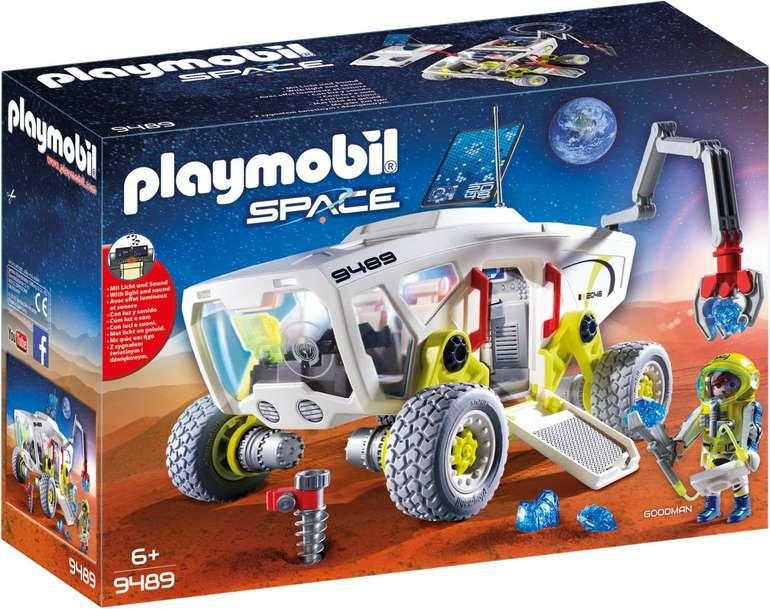 Playmobil Space - Mars-Erkundungsfahrzeug (9489) für 20,23€ inkl. Versand