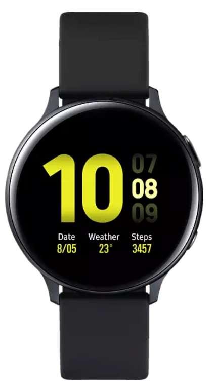 Richtig sparen mit dem Media Markt Gutscheinheft - z.B. Samsung Galaxy Watch Active2 Aluminium 44mm für 119€
