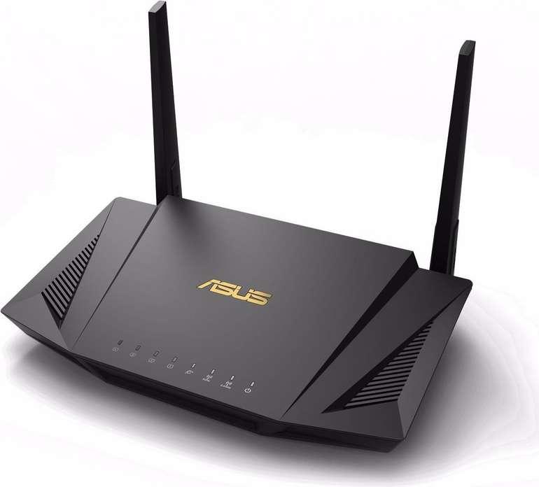 ASUS AX1800 Dual Band WLAN Router (RT-AX56U) für 111,99€ inkl. Versand (statt 136€)