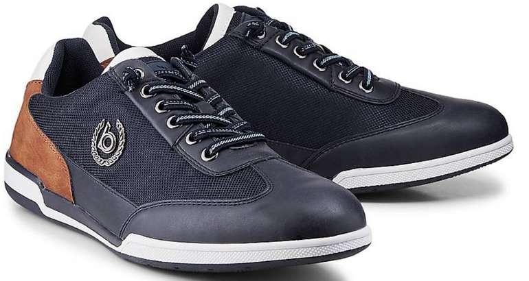 Görtz Sale bis zu 50%  - z.B. bugatti Denim Trend-Sneaker in dunkelblau für 41,97€ inklusive Versand