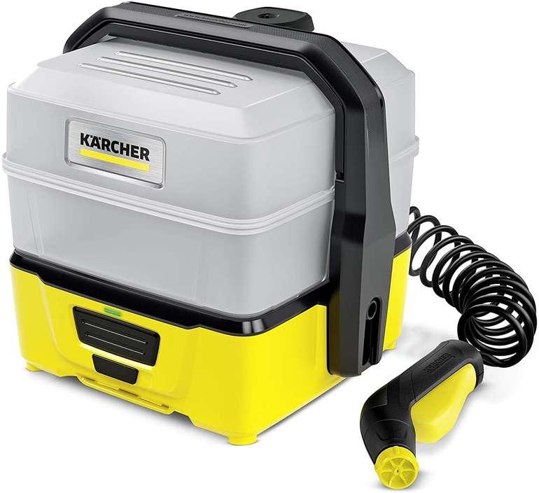 Kärcher mobiler Reiniger OC 3 Plus (schonender Niederdruck) für 129,99€ inkl. Versand (statt 150€)