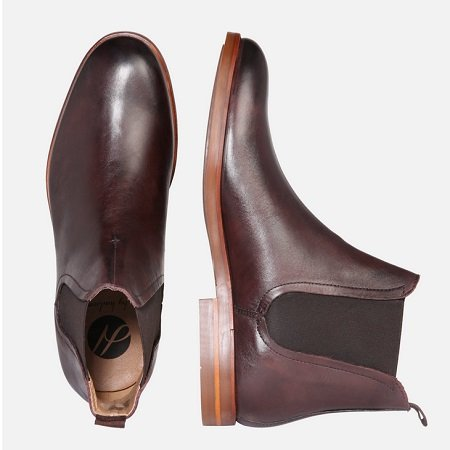 Hudson London Stiefel 'Adlington' in Restgrößen ab 29,67€ inkl. VSK