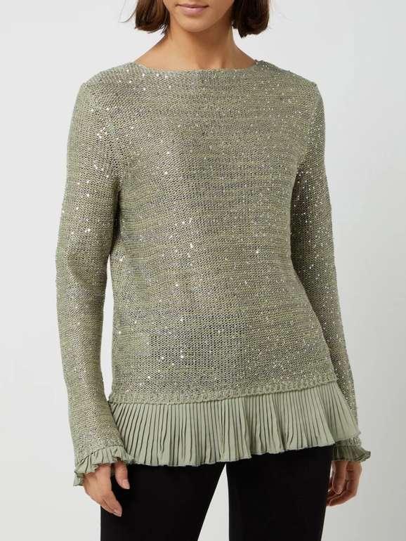 Jake*s Collection Damen Pullover mit Pailletten in 3 Farben für je 27,99€ inkl. Versand (statt 40€)