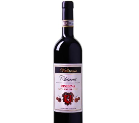 6 Flaschen Vallaresso Chianti Riserva DOCG (2015) für 41,89€ inkl. Versand
