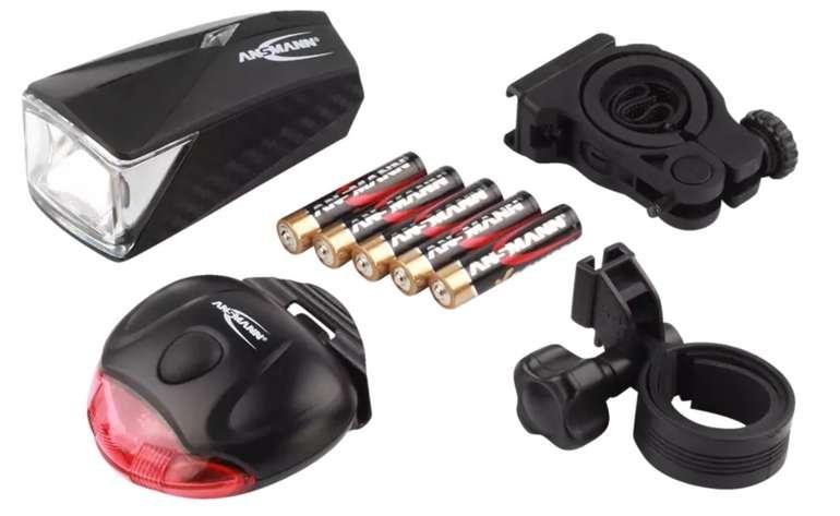 Ansmann Bikelight LiteRider Fahrradbeleuchtung für 10,98€inkl. Versand (statt 19€)