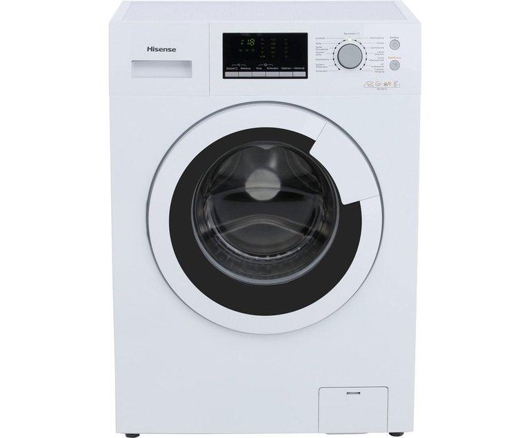 Hisense Waschmaschine WFU 6012 WE Slim für 222€ inkl. Versand (Statt 260€)