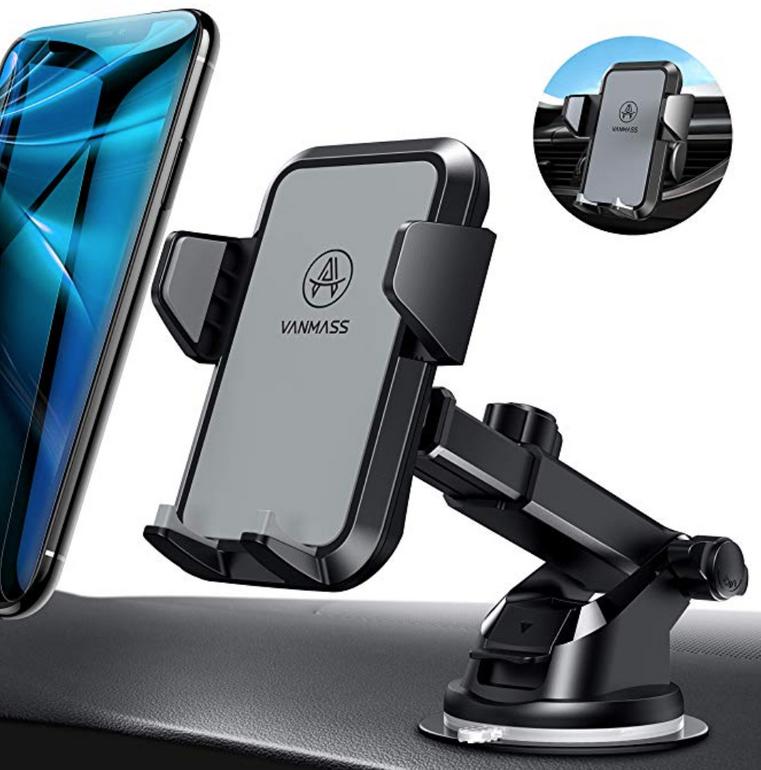 Vanmass Universal Auto Handyhalterung für 16,89€ inkl. Prime (statt 22€)