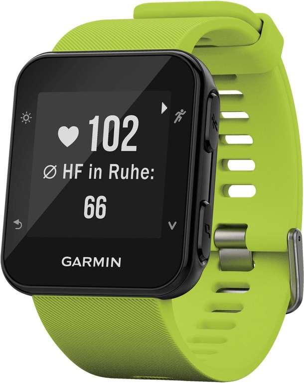 Garmin Forerunner 35 GPS-Laufuhr nur 58,42€ inkl. Versand (statt 115€)