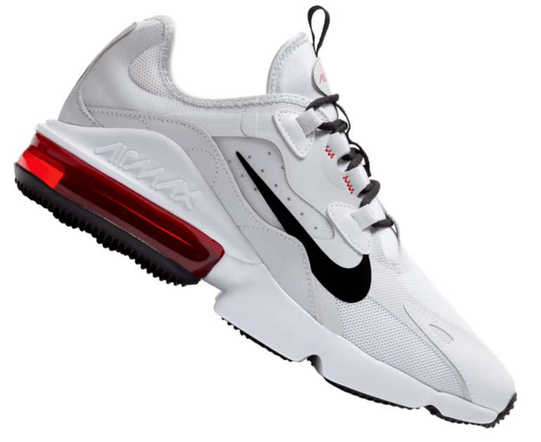 Geomix: Nike Sale Tage mit mind. 30% Rabatt - z.B Nike Freizeitschuh Air Max Infinity II weiß/schwarz für 76,95€ inkl. Versand