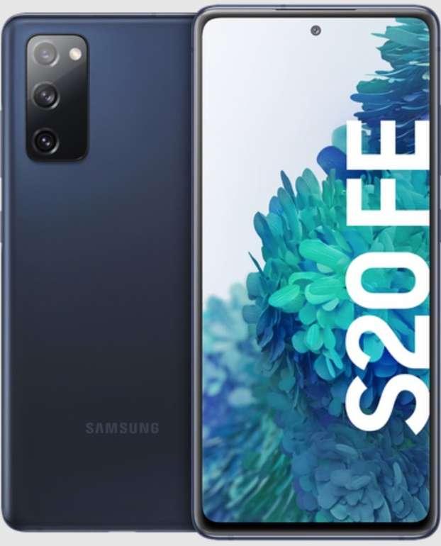 Samsung Galaxy S20 FE (49,99€) + AKG N700NCM2 Kopfhörer + Klarmobil (Vodafone) Allnet & SMS-Flat mit 10GB LTE für 24,99€ mtl.