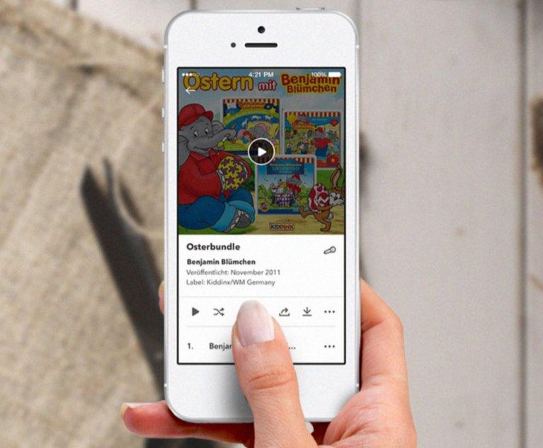 Napster Aktion - 3 Monate Musik-Streaming Flatrate + Mobile für 1€