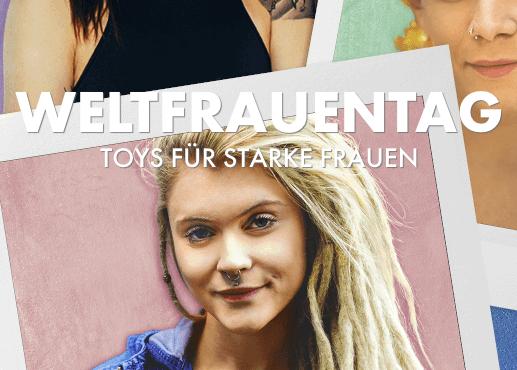 """Eis.de: Weltfrauentag mit starken Rabatten + Gratis Satisfyer """"Number 1"""" (MBW: 29,95€)"""