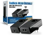Devolo dLAN 1200+ Starter Kit  black Edition für 88€ inkl. Versand