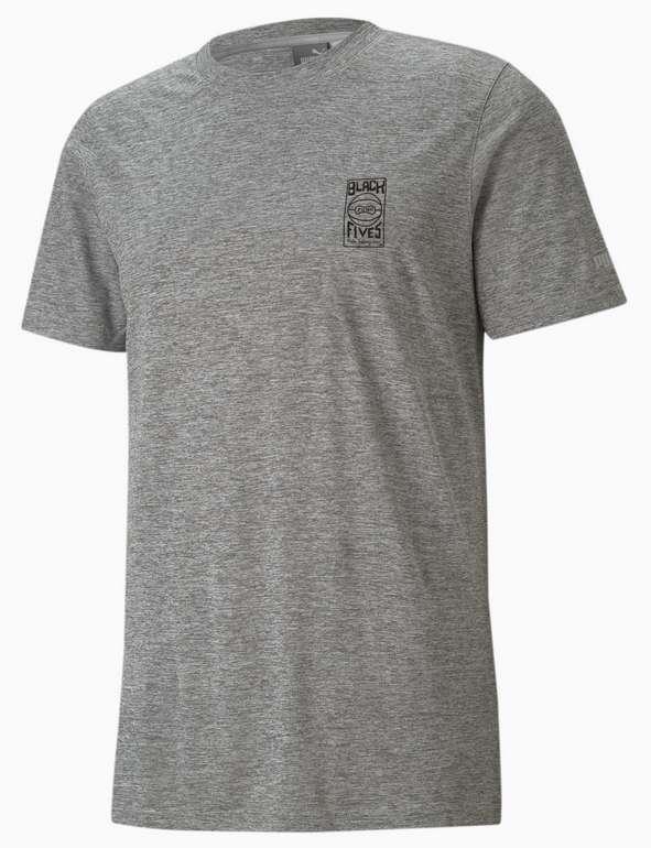 Puma x Black Fives Herren Basketball-T-Shirt für 22,36€ inkl. Versand (statt 28€)
