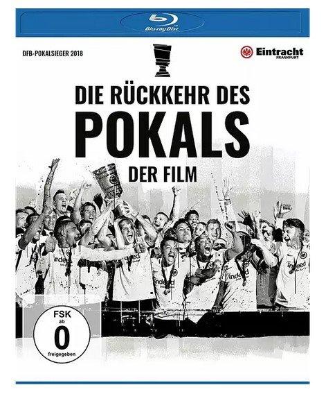 Eintracht Frankfurt: Die Rückkehr des Pokals als Blu-ray für 9,75€ (statt 21€) - Abholung!