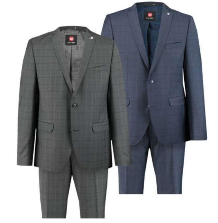 """CG Club of Gents Herren Anzug """"Caden"""" in Slim Fit für 129,90€ inkl. Versand (statt 200€)"""
