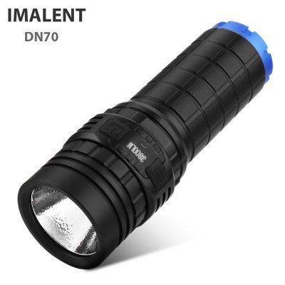 Imalent DN70 LED Taschenlampe mit 3600 Lumen für 54€ inkl. Versand