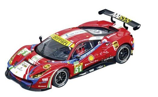 "Carrera Digital 132 Ferrari 488 GT3 ""AF Corse, Nummer 51"" für 34,99€ (statt 41€)"