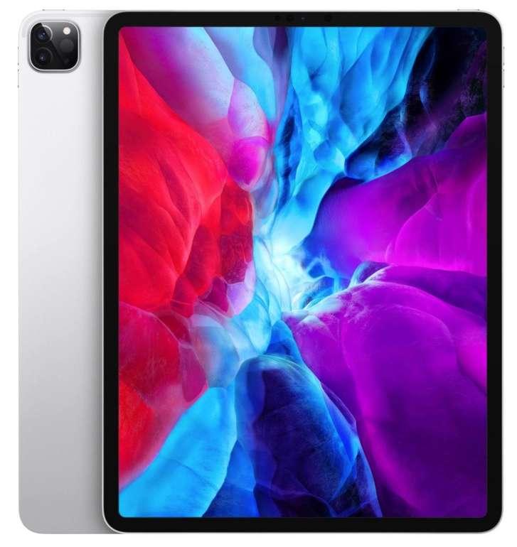"""Vorbestellung: Apple iPad Pro 2020 (12,9"""", Wi-Fi, 512GB) in Silber (4. Generation) für 1.239,70€ (statt 1.379€)"""