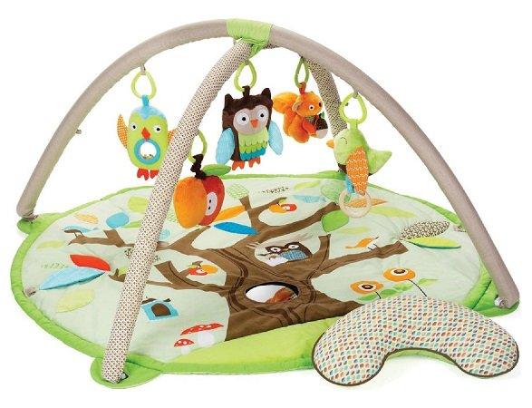 SKIP HOP Treetop Friends Krabbel-/Spieldecke für 44,99€ inkl. VSK