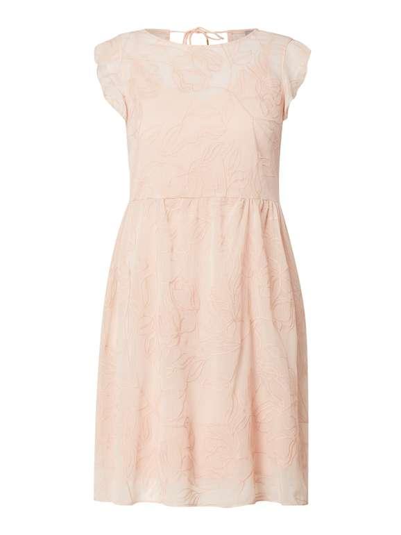 Jake*s Collection Kleid aus Krepp mit Stickereien für 19,99€ inkl. VSK (statt 60€)