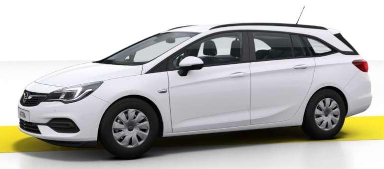 Gewerbe Leasing: Opel Astra Sports Tourer Edition 1.2 DIT + FULL-Service inkl. Verschleiß ab 79€ mtl. (LF: 0,34)