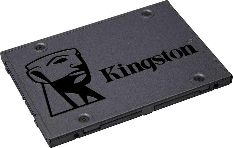 Kingston SSDNow A400 mit 240GB Seicher für 19,99€ inkl. Versand (statt 28€)