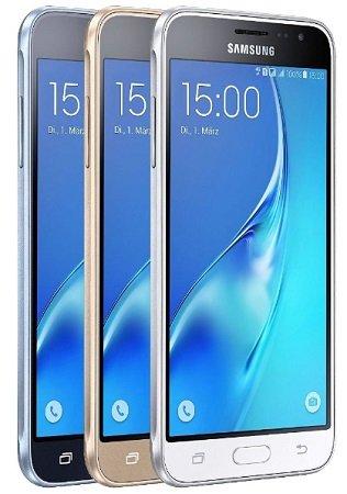 Galaxy J3 mit 16GB + Blau Allnet L Tarif mit 3GB LTE für 12,49€ mtl.