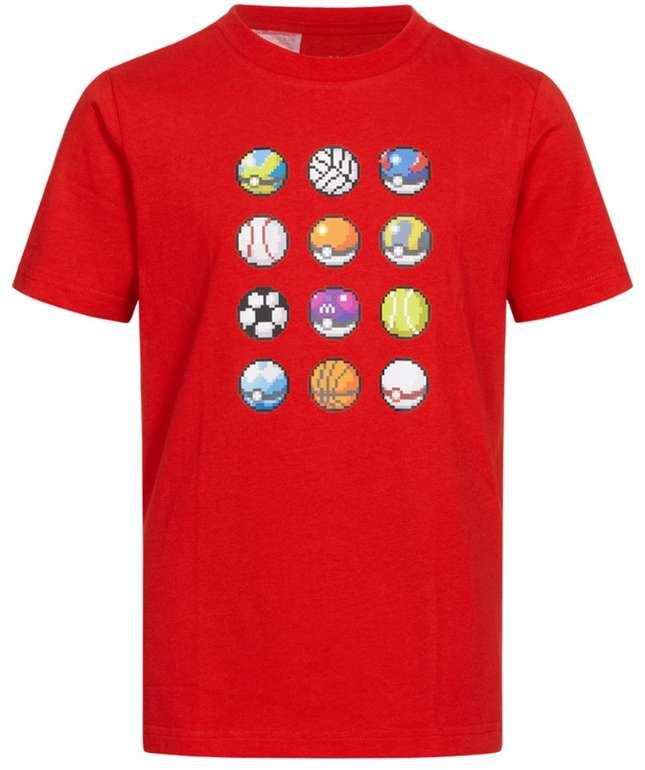 adidas x Pokemon Kinder T-Shirt für 19,94€ inkl. Versand (statt 24€)
