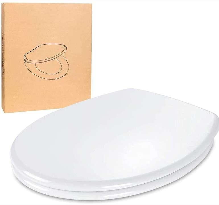 Niyeye WC-Sitz mit Absenkautomatik (O-Form) für 18,99€ inkl. Versand (statt 26€)