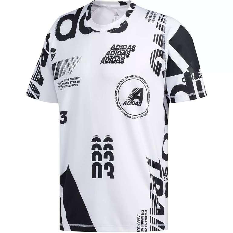 Adidas Herren Funktionsshirt 'Daily AOP' für 25,51€ inkl. Versand (statt 35€)