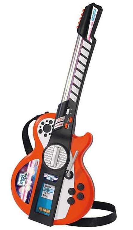 Simba I-Light Guitar - Spielzeug Gitarre ab 3 Jahren für 21,94€ inkl. Versand (statt 34€)