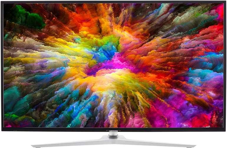 Medion Life X15031 - 50 Zoll 4K UHD Smart-TV für 295,45€ (statt 369€)